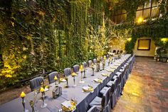 Stylish yellow & grey reception at Joannites Castle in Lagow by artsize.pl