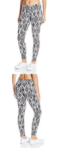 Other Racquet Sport Clothing 70903: Soybu Womens Allegro Legging, Gatsby, Large BUY IT NOW ONLY: $39.84