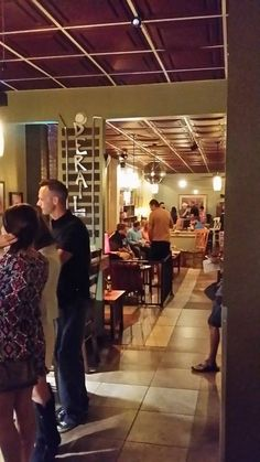 Derailed is an upscale, relaxed, full-bar, dining and lounge experience. Excellent craft beer menu, imported wines, excellent food. 21 and up only.