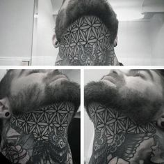 locate and keep the latest tattoo trends, from hand poked best friend tattoos, black and white pieces to radiant blossom motifs or Japanese . Best Neck Tattoos, Girl Neck Tattoos, Latest Tattoos, Best Friend Tattoos, Head Tattoos, Owl Neck Tattoo, Neck Tattoo For Guys, Back Of Neck Tattoo, Tattoos For Guys