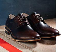Herrenschuhe Clarks Gately Walk, erhältlich in drei Farben, 150,00 Euro: http://www.clarks.de/p/26103429 #HW14