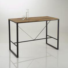 Table bar haute, Hiba La Redoute Interieurs