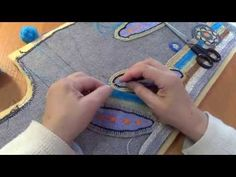 Irish crochet lace Lesson 306 Howto Crochet lace Irich Leafe - YouTube