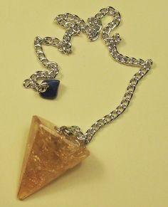 pendul de citrin Really Cool Stuff, Pendant Necklace, My Style, Womens Fashion, Shopping, Jewelry, Jewlery, Jewerly, Schmuck