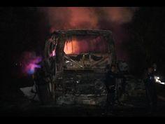 Tùnez:Un suicida se ha hecho estallar en un autobús de la guardia presid...