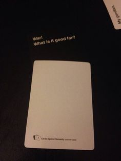 20 perfect cards against humanity combos