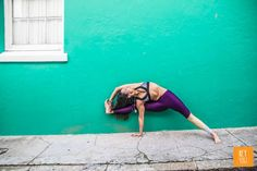 Visvamitrasana with Justine Barnes.  Yoga photography by Nora Wendel from HEY YOGI. Cape Town 2015