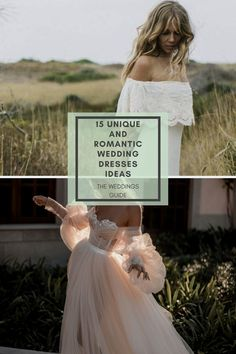 Unique and Romantic Wedding-Dresses Ideas #bridaldress