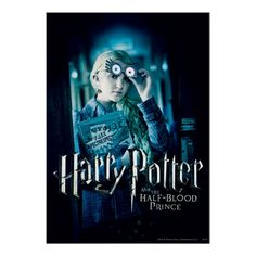 Shop Luna Lovegood Poster created by harrypotter. Personalize it with photos & text or purchase as is! Luna Lovegood, Ipad, Harry Potter Gifts, Personalized Note Cards, Good Cheer, Half Blood, Animal Skulls, Quote Posters, Custom Posters