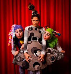 MARILU - 18 e 19/09 - 9H30 E 14H30. Trompim Teatro (Caxias do Sul - RS). Teatro infantil. Local: Teatro São Carlos.