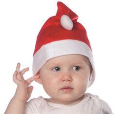 Nissehue til Babyer. Kr. 20,-  #baby #babyer #nissehue #jul