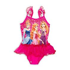 Disney Princess Swimming Costume For Kids  sc 1 st  Pinterest & Disney Princess Swimming Costume For Kids | Things Miley Likes ...