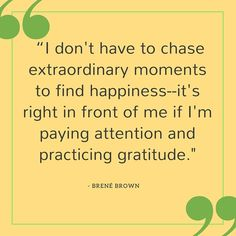 Brene Brown Quotes about Gratitude ...the value of gratitude!
