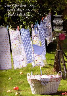 love clotheslines