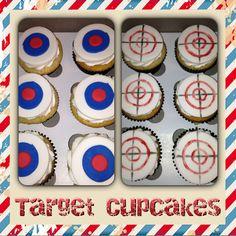 Target Cupcakes