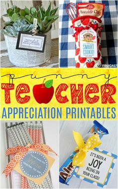 In time for Teacher Appreciation Week, take a look at these adorable Punny Teacher Gifts. Memorable Pun-Tastic Ideas with free printable Thanksgiving Cookies, Teacher Appreciation Week, Teacher Gifts, Candy Bar Gifts, Free Starbucks Gift Card, Teacher Valentine, Back To School Gifts, School Stuff, Design Blog