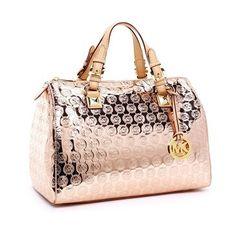 Michael Kors Rose Gold handbag!!