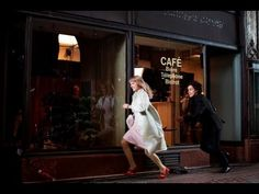 PRADA CANDY - BEHIND THE SCENES  Léa Seydoux mise en scène par Wes Andersen et Roman Coppola.