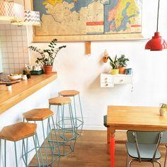 Barcelona, Café Cometa