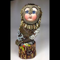 Amelia the Owl by Betsy Youngquist by betsyyoungquist on Etsy, $2500.00