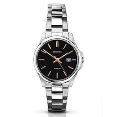 Sekonda Ladies' Stainless Steel Bracelet Watch - Product number 2881217