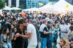 Realización de las fotografías en el evento Eat Street en Octubre 2014 en Barcelona. Foto realizada por Kinoki studio.