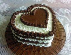 Spravit penovu tortu bolo mojim davnym snom.