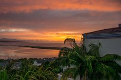 Plettenberg Bay at dawn