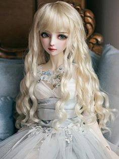 Present by Doll Manufacturer LoongSoul Baby Dolls For Kids, Toddler Dolls, Beautiful Barbie Dolls, Pretty Dolls, Anime Dolls, Bjd Dolls, Fairy Dolls, Middleton Dolls, Realistic Baby Dolls