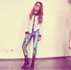Aurora Skye Leggings