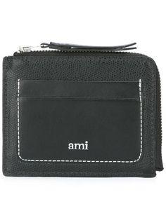 쇼핑 Ami Alexandre Mattiussi zip wallet.
