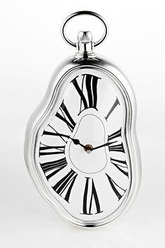 Melting clock Ⅱ