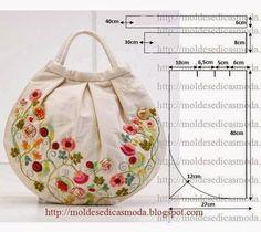 Encontrado en moldesedicasmoda.blogspot.com