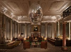 THE LONDON EDITION – A GENTLEMEN'S STAY
