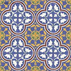 Roseton Azul