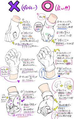 Drawing Tips Image - Manga Drawing Tutorials, Manga Tutorial, Drawing Techniques, Art Tutorials, Anatomy Tutorial, Painting Tutorials, Hand Drawing Reference, Art Reference Poses, Drawing Skills