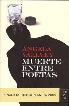 'Muerte entre poetas', de Ángela Vallvey