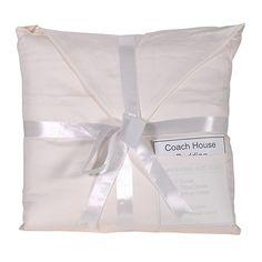 Chloe Cream Duvet Bedlinen Set - white and cream £145 300tc