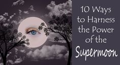 supermoon magick wicca paganism