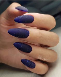 22 Of The Exceptional Galaxy Nail Art Designs Best for Night Parties - Nails , Cute Acrylic Nails, Matte Nails, My Nails, Gradient Nails, Dark Gel Nails, Dark Nail Art, Nail Art Designs, Acrylic Nail Designs, Bright Nails