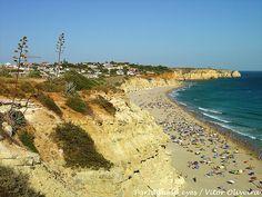 Praia de Porto de Mós - Portugal