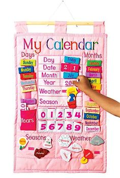 Calendar Children's Toys, Baby Toys, Kids Toys, Emoji Photo Booth, Science Toys, Diy Crafts For Kids, Educational Toys, Preschool Activities, Decor Styles