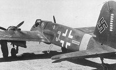 Henschel Hs 129.