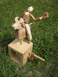 RODEO automata   by Wanda Sowry