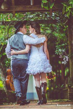 O pré wedding de Ana Paula e Marco Antônio  Por Vignatti Fotografias