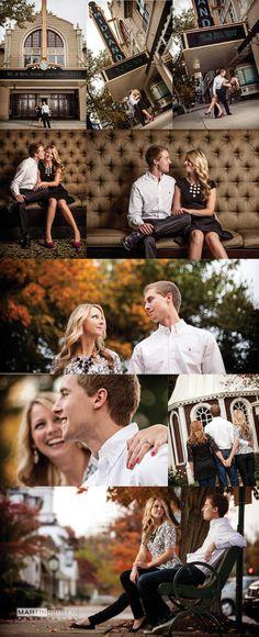 © Martin Digital Photography #wedding #engagement #theater #nature #classy