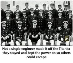 Proud Of The Engineers