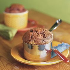 Quick & Easy Desserts | So-Easy Chocolate Soufflés | SouthernLiving.com