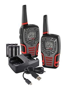 "A Prepper's Introduction to Walkie-Talkie Radios. This is very helpful if you'd like to learn about the different legal and ""illegal"" radio frequencies. Survival Prepping, Emergency Preparedness, Survival Gear, Survival Skills, Survival Quotes, Wilderness Survival, Emergency Supplies, Survival Stuff, Homestead Survival"