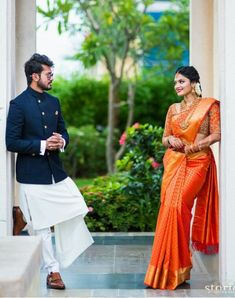 South Indian Couple